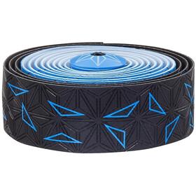 Supacaz Super Sticky Kush Starfade Lenkerband neon blau